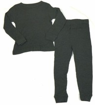 Size 4 Boy's Thermal Underwear 2-Piece Set Cotton Blend Ice2O Brand Long Johns