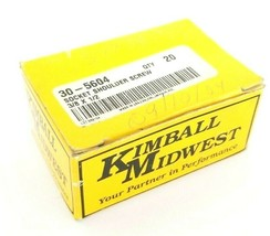 BOX OF 20 NEW KIMBALL MIDWEST 30-5604 SOCKET SHOULDER SCREWS 3/8 X 1/2