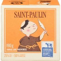 Oka Cheese Saint Paulin Cheese 6 x 190g Canada - $89.99