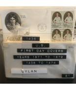 U.S. FDC/1971-1972/434 Quantity/$733.53 Value - $46.75