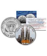 SAGRADA FAMILIA * Famous Churches * JFK Half Dollar U.S. Coin Barcelona ... - $8.86