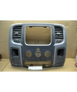 13-16 Dodge Ram 1500 Radio Bezel Dash Trim 1WA38TRMAA Panel 711-10f8 - $104.99