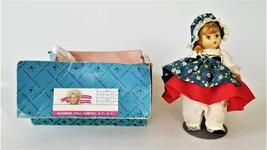 "vintage MADAME ALEXANDER DOLL collectible GRETEL w box # 579 8"" - $14.95"