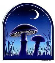 Mushroom Sticker Deadhead  Car Decal  stickers - $5.49