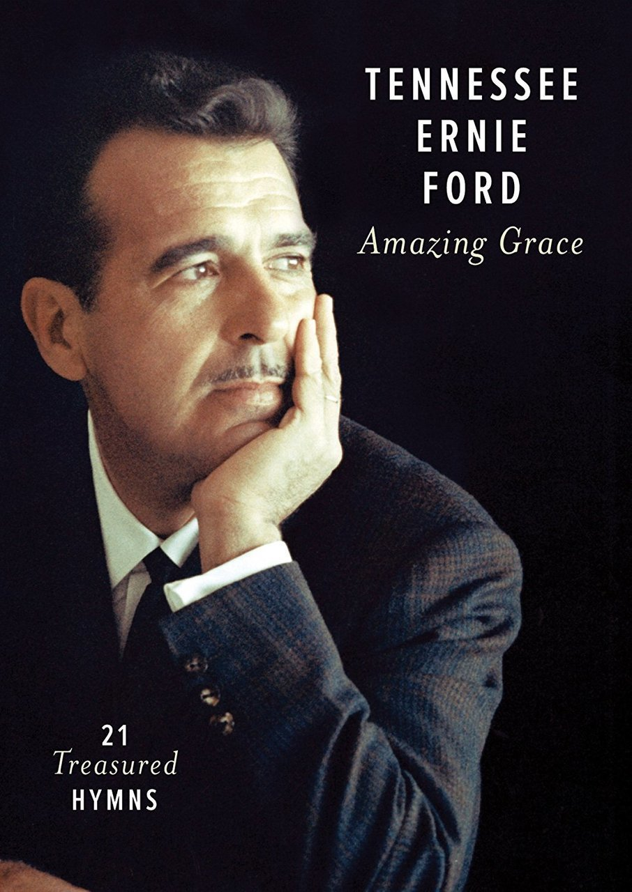 Amazing grace  21 treasured hymns   dvd by tennessee ernie ford
