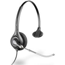 Plantronics H251H 87128-01 SupraPlus Monaural Headset - Gray - $34.84