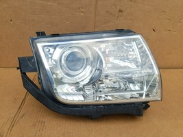 07-10 Lincoln MKX AFS Headlight Lamp Passenger Right RH - POLISHED image 1