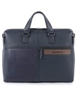 Piquadro - Portfolio computer briefcase with iPad® compartmen Vanguard -... - $242.73+