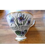 Old Vintage Wisconsin Song Cup 1956 American State 30 J.W. Webster China... - $24.99