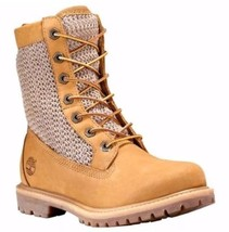 Women's Shoes Timberland Authentic Open Weave 6 Inch Boot A13GC *NEW* SZ... - $2.218,87 MXN