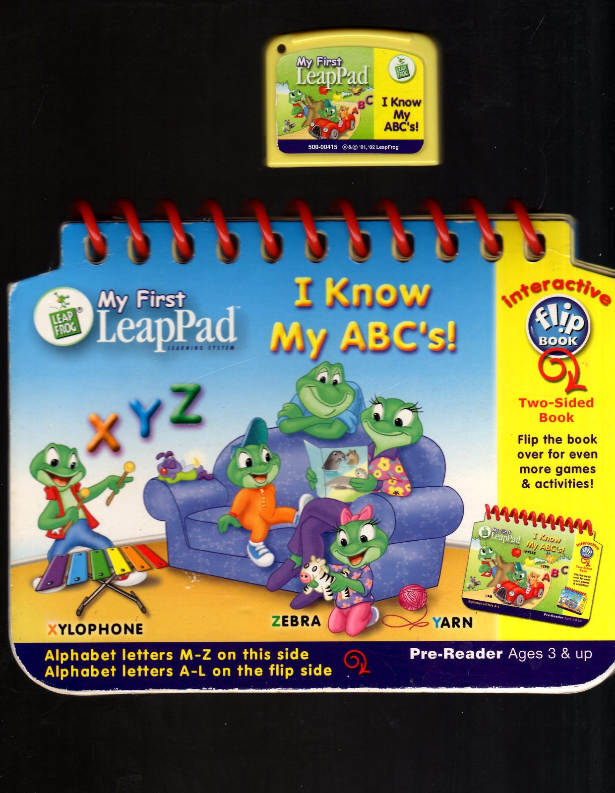LeapFrog - My First LeapPad - I Know My ABC's