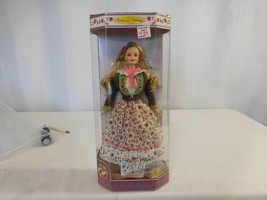 Barbie Dolls Of The World Austrian Barbie 12 Inch Doll # 21553  NIB  1998 - $14.86