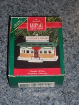 Hallmark Donder's Diner 1990 Keepsake Ornament - $7.92