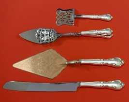 American Classic by Easterling Sterling Silver Dessert Serving Set 4pc Custom - $299.00
