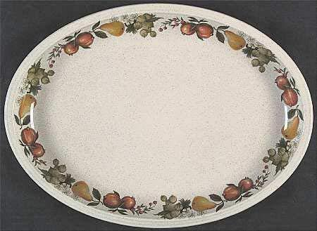 Wedgwood Quince Oval Platter