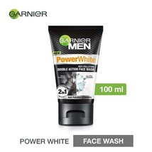 Garnier Men Face Wash Power White Double Action 100 gm (pack of 2)  - $21.77