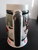 Budweiser 1933-1983  Clydesdales - 50th Anniversary Stein Made in Brazil by Cera image 4