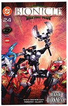 Bionicle Metru Nui Reign of Darkness, Vol #24, May 2005 [Comic] Greg Farshtey an - $5.79