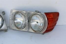 Mercedes W107 450SL 560SL USDM Headlights Headlight Assemblies Set image 2