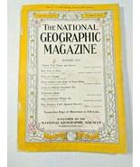Vintage National Geographic 1940s Magazine War Era Issue #2 August 1942 - $7.26