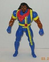 """1994 Toy biz Marvel X-Men Deluxe Edition  BISHOP 10"""" Action Figure - $23.38"""
