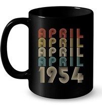 Retro Classic Vintage APRIL 1954 Awesome 64 Years Old Being - $13.99+