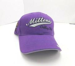 Mittens Oakley Kansas Trucker Hat Cap Purple Strapback Truck Stop - $11.87