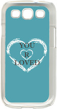 Variety of Different Colors YOU ARE LOVED Samsung Galaxy S3 Case - $13.95