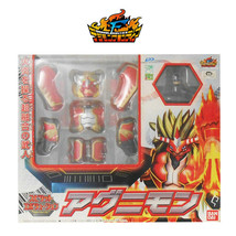 Bandai Digimon Frontier Spirit Evolution Agnimon Digivolving Takuya Figures Rare - $198.00