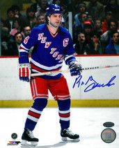 Ron Greschner signed New York Rangers 8x10 Photo - $16.95