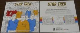 Star Trek Original Series Adult Coloring Book Tp Vol 02 - $17.24