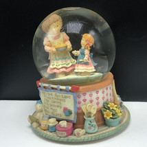 SNOWGLOBE San Francisco music box heart tugs snowdome water ball Recipe ... - $64.35