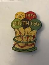 Vintage Happy Birthday/ Plastic - $6.93