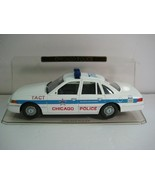 Chicago Police Ford Crown Victoria 1998 TACT 1/24 Diecast Model by Code 3 - $16.11