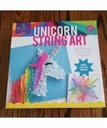 Craft-tastic DIY Unicorn & Heart String Art–Craft Kit for Kids 10+, NEW - $15.79