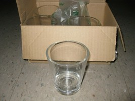 NEW- In Box Glassware Polycarbonate, 14 To 16 Ounces - Set Of 4 Glasses - $39.99
