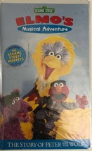 Sesame Street - Elmos Musical Adventure: The Story of Peter and the Wolf... - $67.50