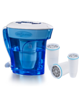 Zerowater 10 cup pitcher with extra three filters - $92.99+