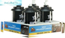 TIKI Torch Replacement Canister with Easy Pour System, 12 Ounce (Pack 4-... - $27.12