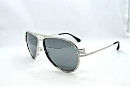 Neu Authentisch Versace 2179-B 1000/6G Sonnenbrille - $197.99