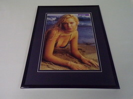 Laura Prepon 2004 Swimsuit Framed 11x14 Photo Display That 70s Show - $22.55
