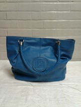 Women's Liz Claiborne Blue Size Large Shoulder bag - $17.02