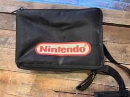 Vintage SNES Super Nintendo 8 Video Game Zipper Carrying Case - $19.79