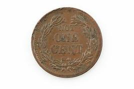 1863 Indien Tête / Non Un Cents Guerre Civile Token - $83.16