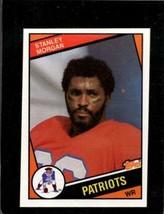1984 Topps #140 Stanley Morgan Exmt Patriots *A32231 - $1.98