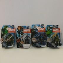 Marvel Universe Action Figure Skaar Black Widow Apocalypse Dr. Doom Lot ... - $38.52