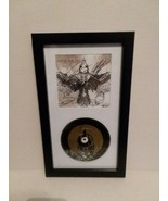 HASTE THE DAY: PRESSURE THE HINGES SIGNED CD - IN SPECIAL FRAME - FREE S... - $70.13