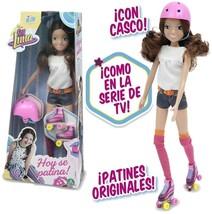 Soy Luna - Fashion Doll con Rollers y Casco Giochi Preziosi YLU30000 ser... - $129.00