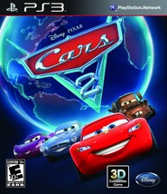 Cars 2: The Video Game - Playstation 3 - $55.39