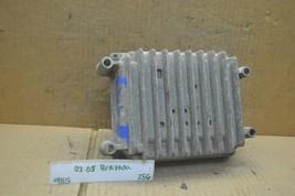 03-05 Oldsmobile Bravada Engine Control Unit ECU 12574976 Module 256-9b5 - $23.19
